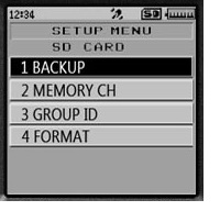 FT-3D Backup Select