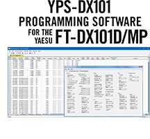 YPS-DX101 Programming Software Only for the Yaesu FT-DX101D/MP