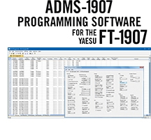 ADMS-1907 Programming Software Only for the Yaesu FT-1907