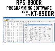 RPS-8900R Programming Software Only for the QYT KT-8900R