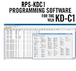 RPS-KDC1 Programming Software Only for the WLN KD-C1