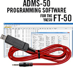 ADMS-FT50 Programming Kit