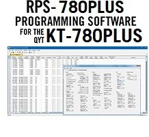 RPS-780Plus Programming Software Only for the QYT KT-780Plus Radio
