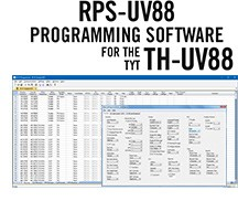 RPS-UV88 Programming Software Only for the TYT TH-UV88 Radio