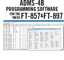 ADMS-4B Programming Software Only for the Yaesu FT-857/FT-897