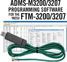 ADMS-M3200/07 Programming Software and USB-29F for the Yaesu FTM-3200 and FTM-3207
