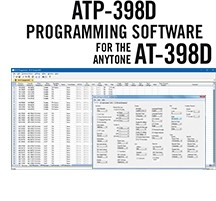 ATP-398D Programming Software Only for the AnyTone AT-398D
