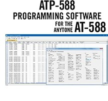ATP-588 Programming Software Only for the AnyTone AT-588