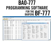 BAO-777 Programming Software Only for the Baofeng BF-777