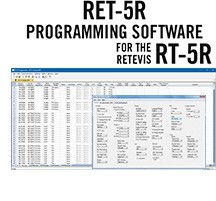 RET-5R Programming Software Only for the Retevis RT-5R
