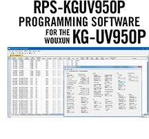 RPS-KGUV950P Programming Software Only for the Wouxun KG-950P